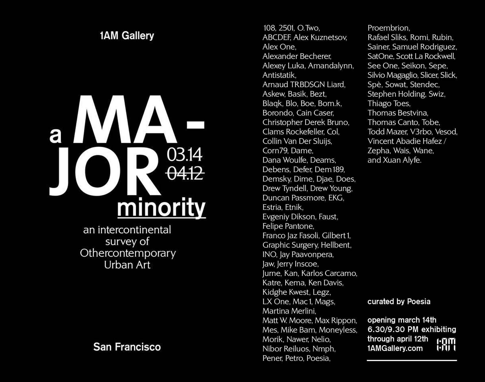 major minority